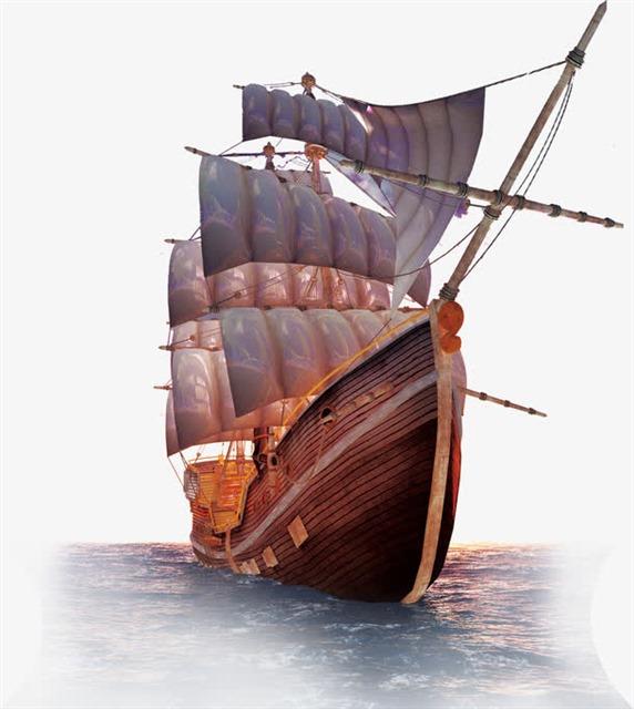扬帆起航文化墙设计图片