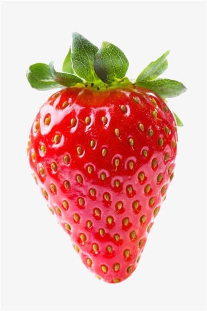 草莓高清实拍图