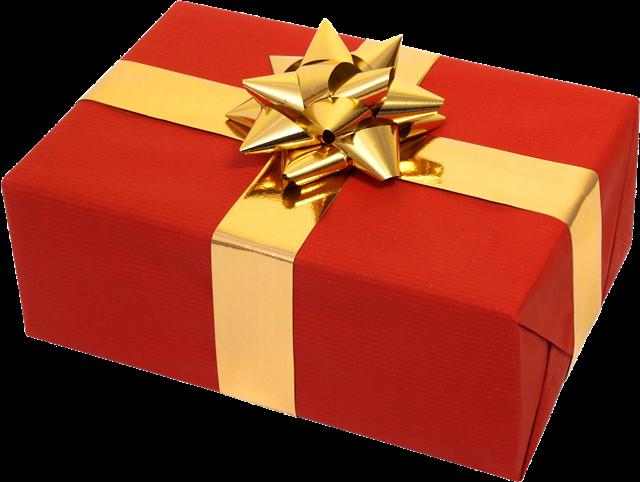 礼品盒样机图
