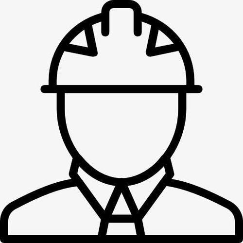 工人头像图标