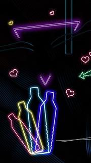 酒吧广告牌背景图
