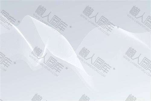 白色商务风PPT背景图