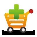 免抠加入购物车图标