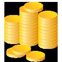金币PPT图标