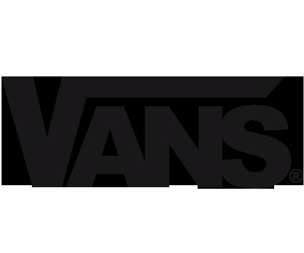 经典黑色万斯logo