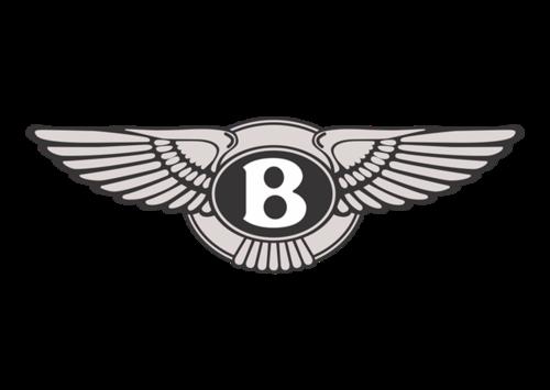 宾利车标翅膀图案