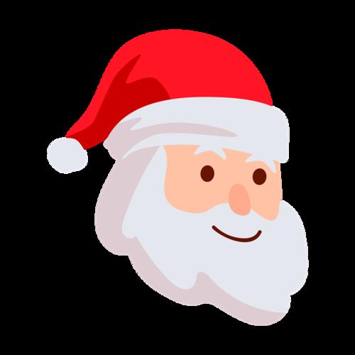 圣诞老人微信头像