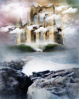 云雾仙境图片