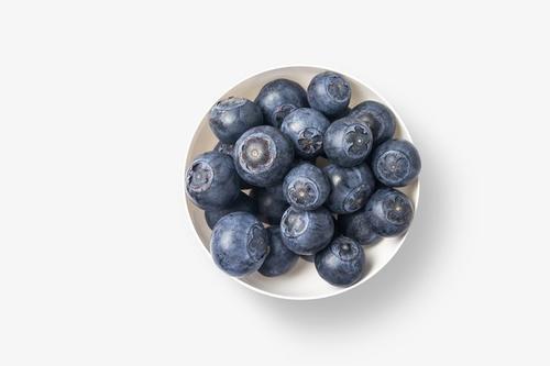 蓝莓摄影图片