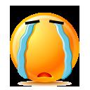 流泪emoji表情包