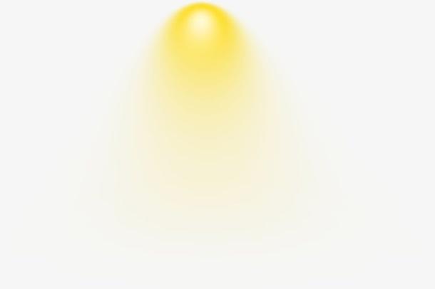 金色星星光芒效果图