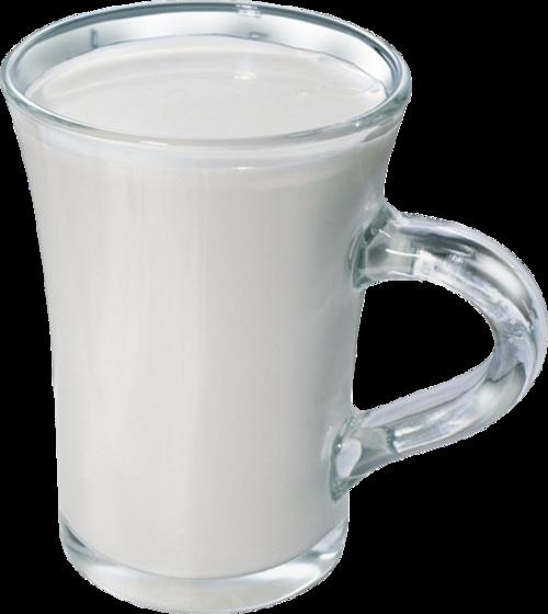 一杯牛奶真实图片