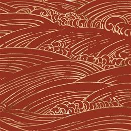红色烫金背景图