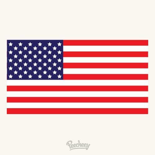 美国国旗背景图