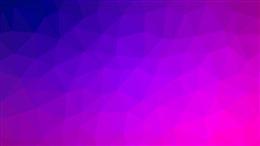 紫色渐变晶格背景