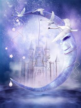 魔幻城堡图片