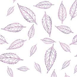紫色羽毛背景图
