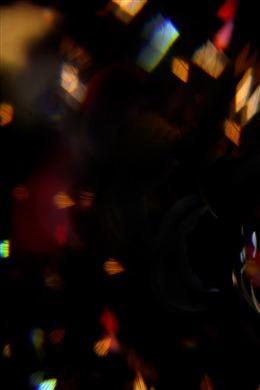 霓虹灯光光效背景图