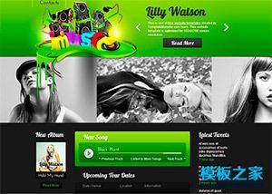 html音乐网页设计