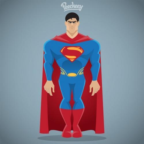 美国超人英雄