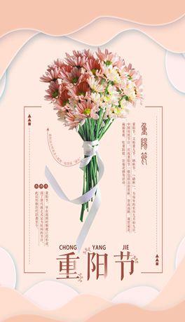 淘宝九九重阳活动海报