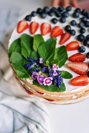草莓蛋糕高清手机壁纸
