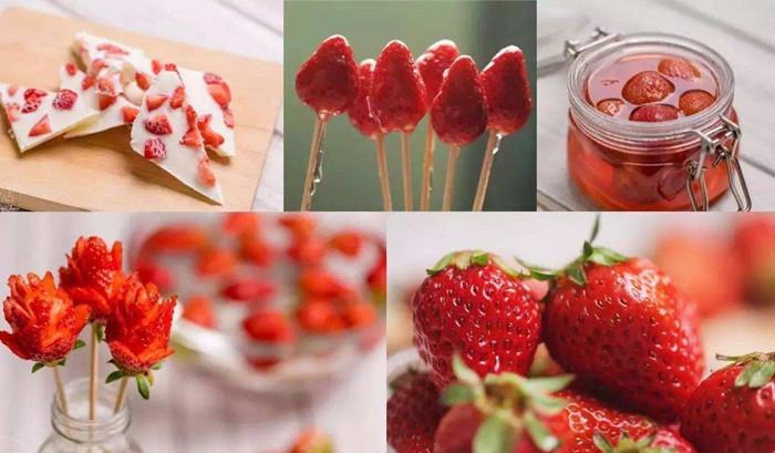 草莓视频图片