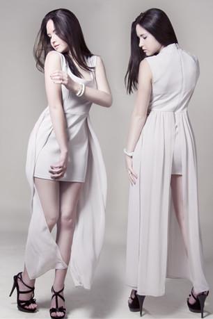 MM131性感长腿美女高清图片