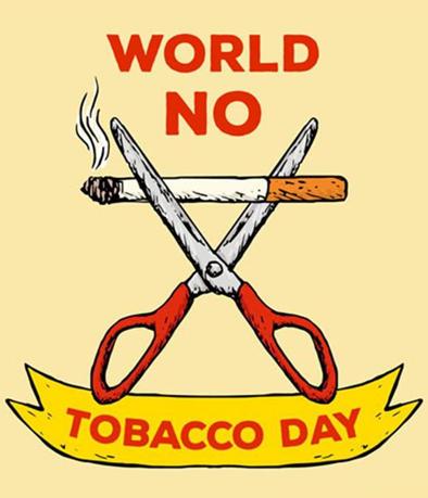 英文禁烟海报