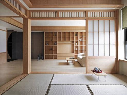 日式和风室内装修图片