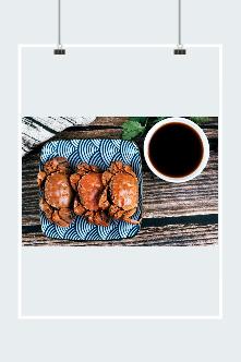 大闸蟹高清图片素材