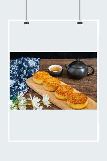 中秋节特色美食图片