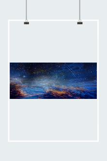 星辰大海梦幻图片