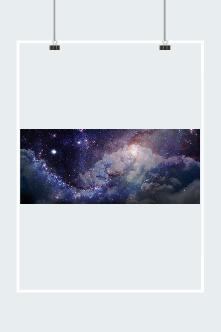唯美星空壁纸图片