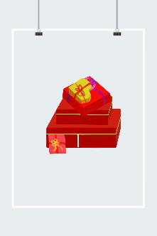 七夕节礼物包装盒图片