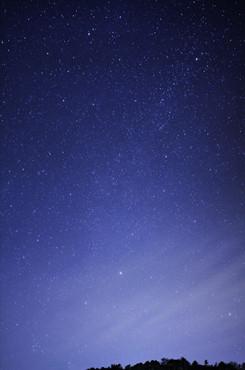 高清星空背景图