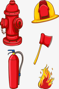 消防矢量图