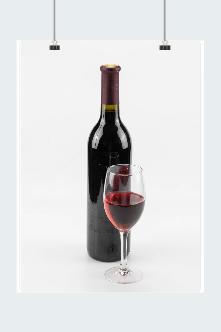红酒酒杯高清免扣素材