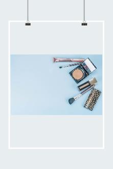 化妆用品摄影图片