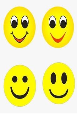 笑脸矢量图