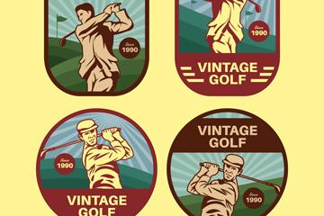 高尔夫俱乐部LOGO设计