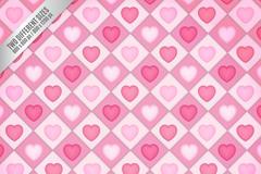 粉色爱心背景图片