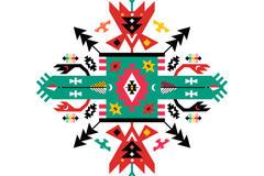 传统花纹图案