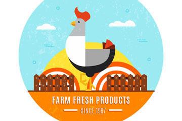 农场标牌设计