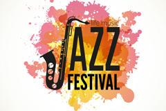 爵士音乐节海报