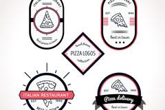 餐厅标志logo矢量图