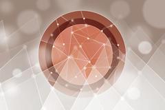 创意圆形矢量素材