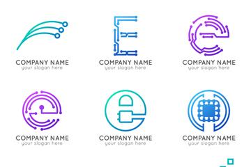 几何创意商务标志