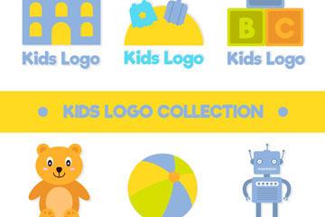 彩绘卡通商务logo