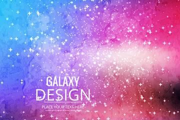 宇宙银河星星背景图